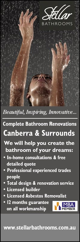 Bathroom Renovation Queanbeyan stellar bathrooms - bathroom renovations & designs - jerrabomberra