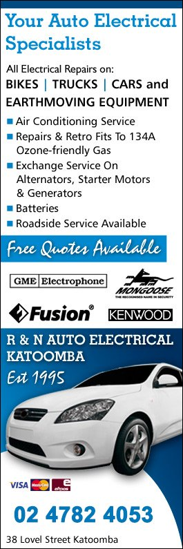 Auto electrical casino nsw