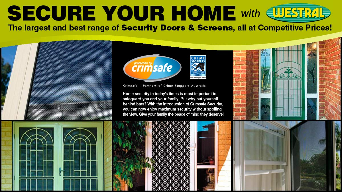 sc 1 st  Yellow Pages & Westral - Security Doors Windows u0026 Equipment - BAYSWATER