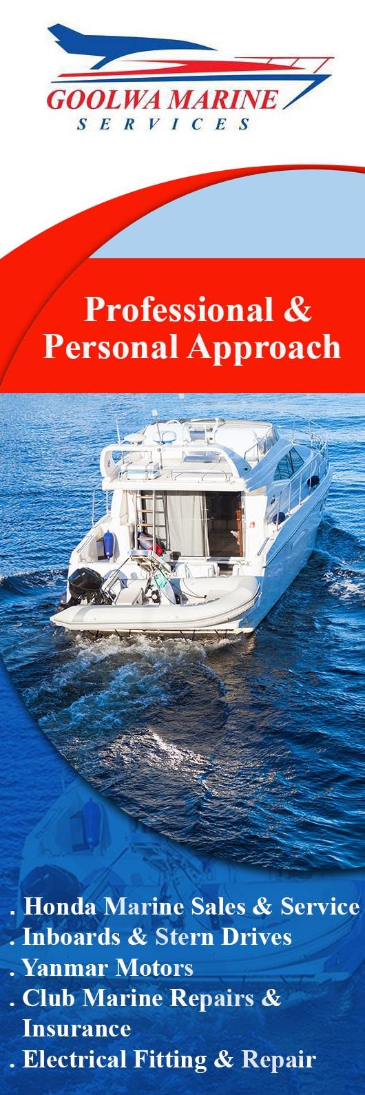 Goolwa Marine Services - Boat Motors & Outboards - Tolarno