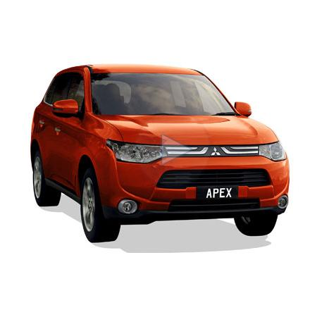 Apex Car Rental Brisbane Australia
