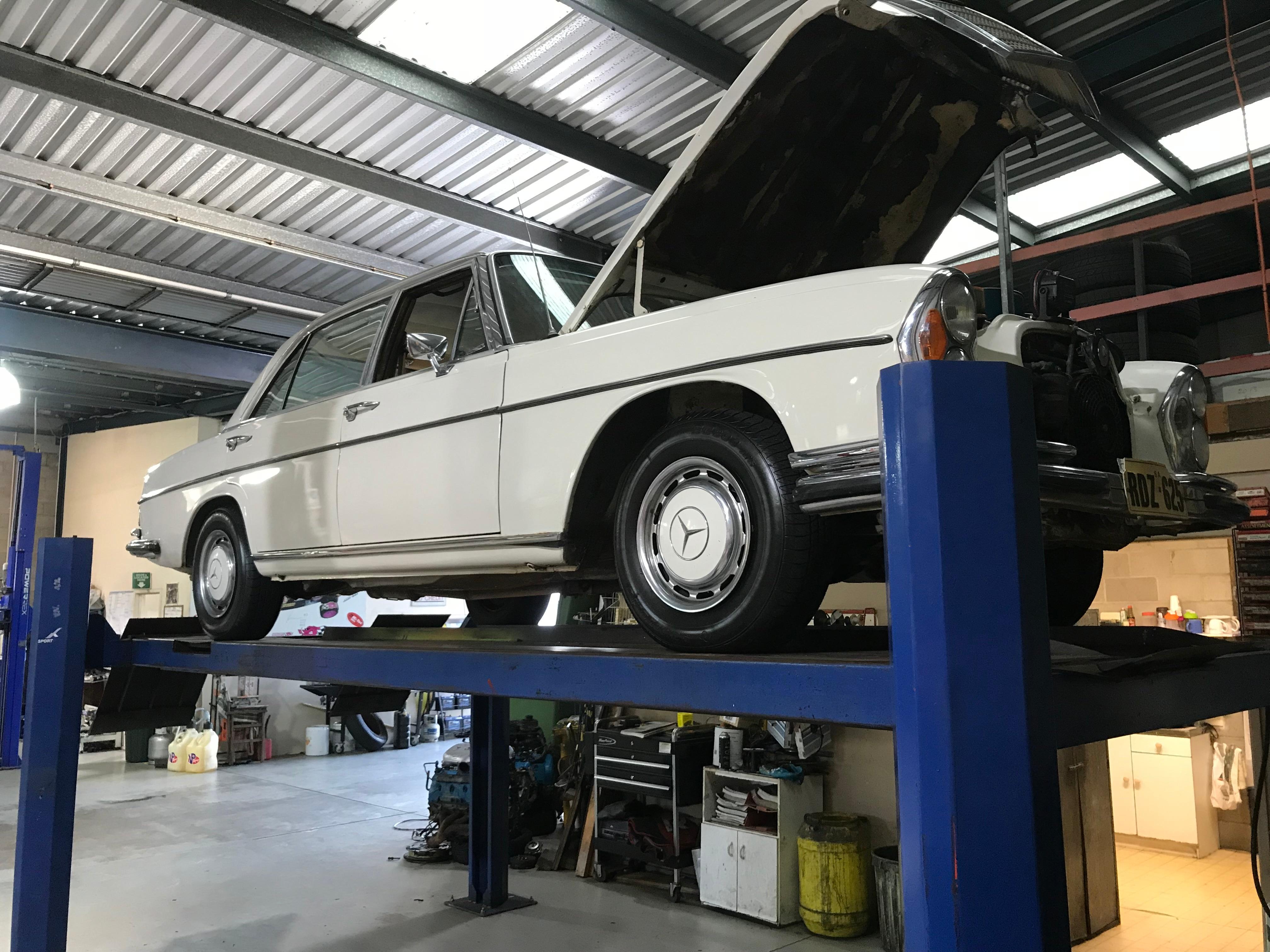 The Workshop Tyre & Mechanical - Mechanics & Motor Engineers