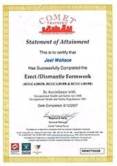JW Concreting & Formwork - Concrete Contractors - NOWRA