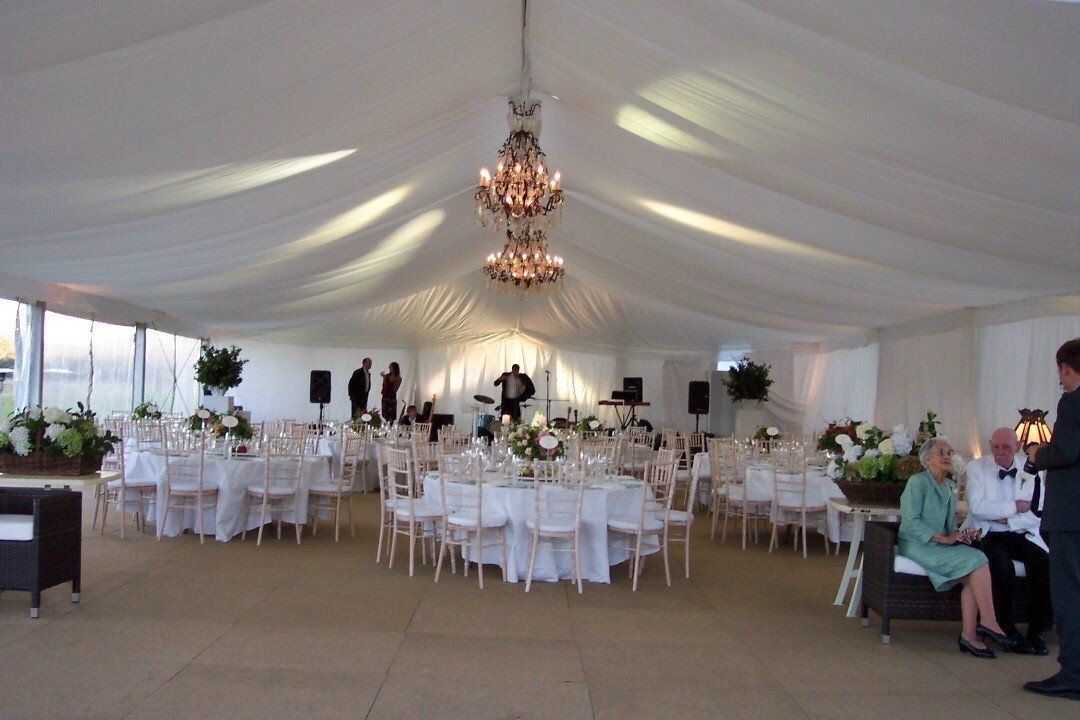 Marquee Hire in Liverpool : Surf & Turf Instant Shelters