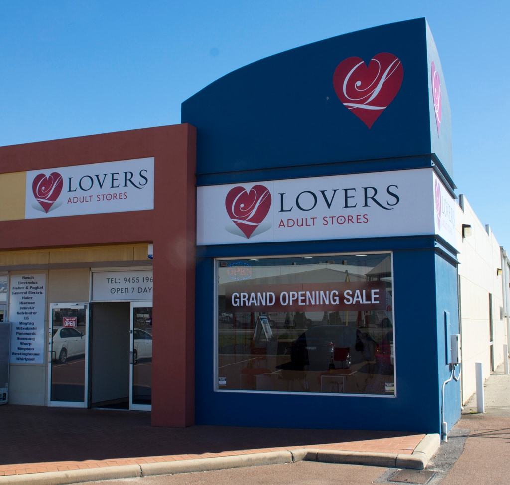 Lovers Adult Stores - Pic 8
