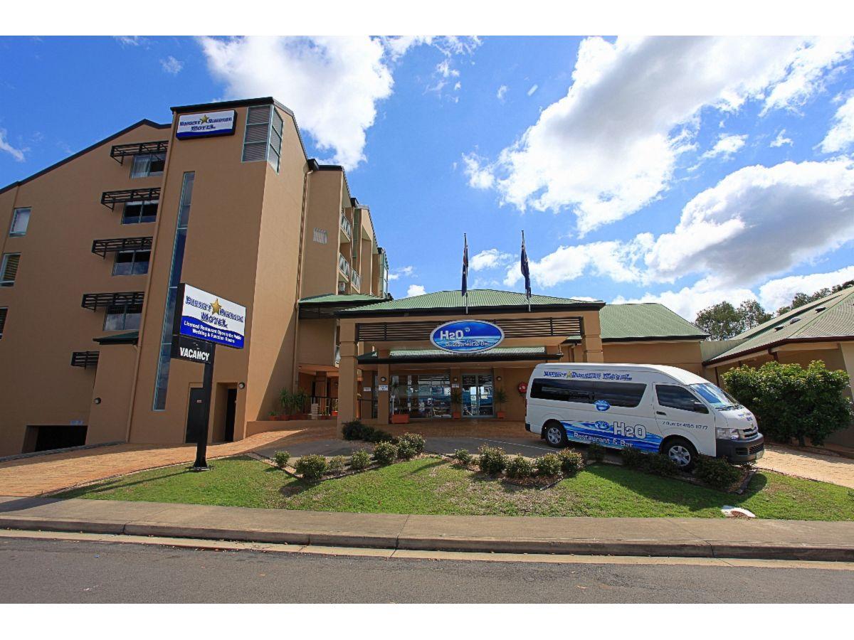 Burnett Riverside Motel Bundaberg Central Qld