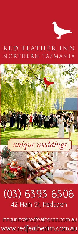 Red Feather Inn - Wedding Venues - 42 Main St - Hadspen