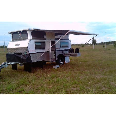 Creative Camel Campers  10 Foot Camper Trailer Tent