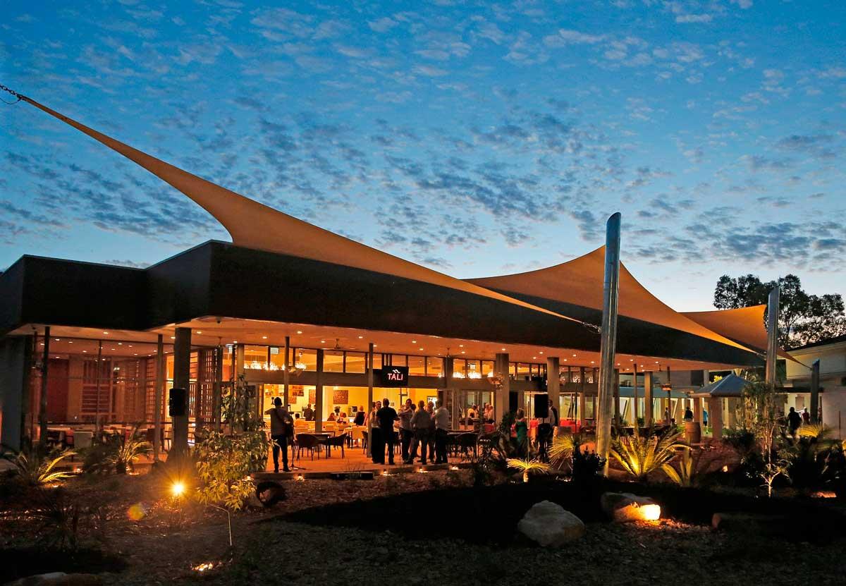 Crown Plaza Alice Springs