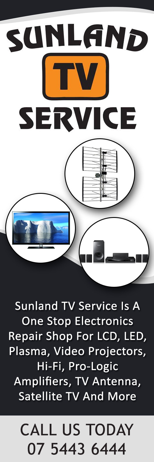 Sunland TV Service - TV Repairs & Installation - 5/ 1 Norval Ct