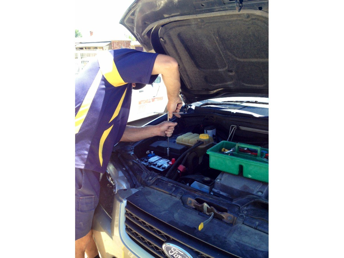 Car Battery Mitchell Act