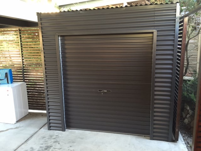 how to change treco door glides 439 - Garden Sheds Brisbane