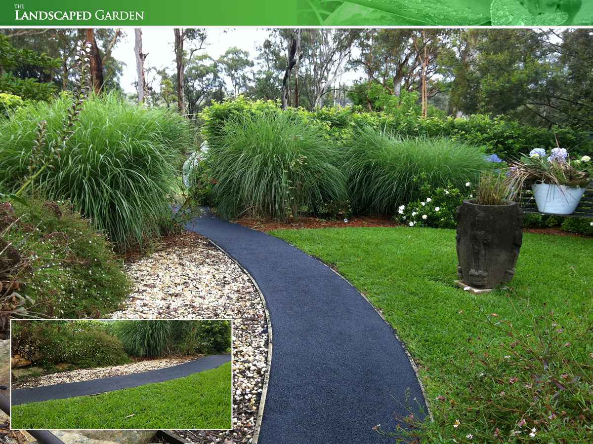 The landscaped garden landscaping landscape design 20 attunga landscaped garden and pathway workwithnaturefo
