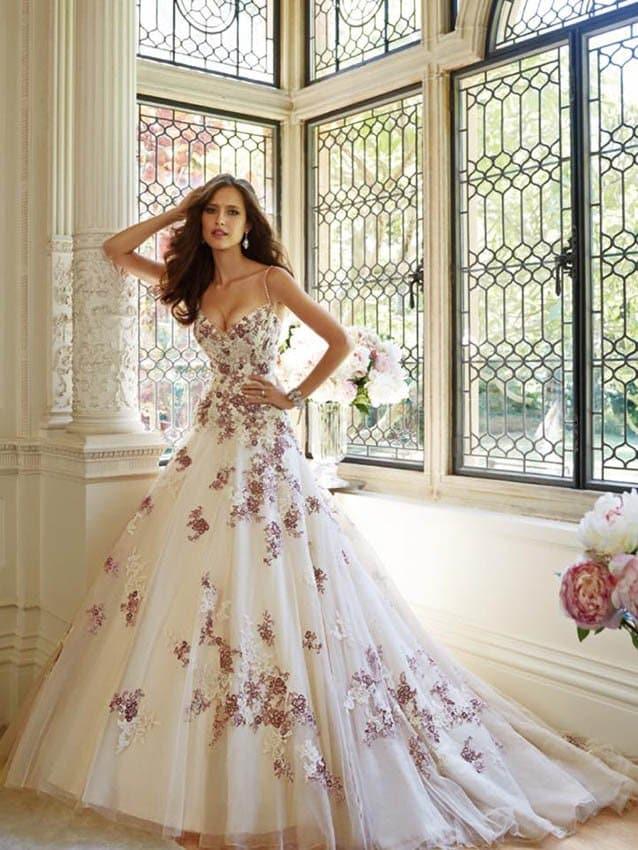 New modern wedding dresses: Gold coast wedding