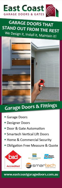 East Coast Garage Doors U0026 Gates   Promotion