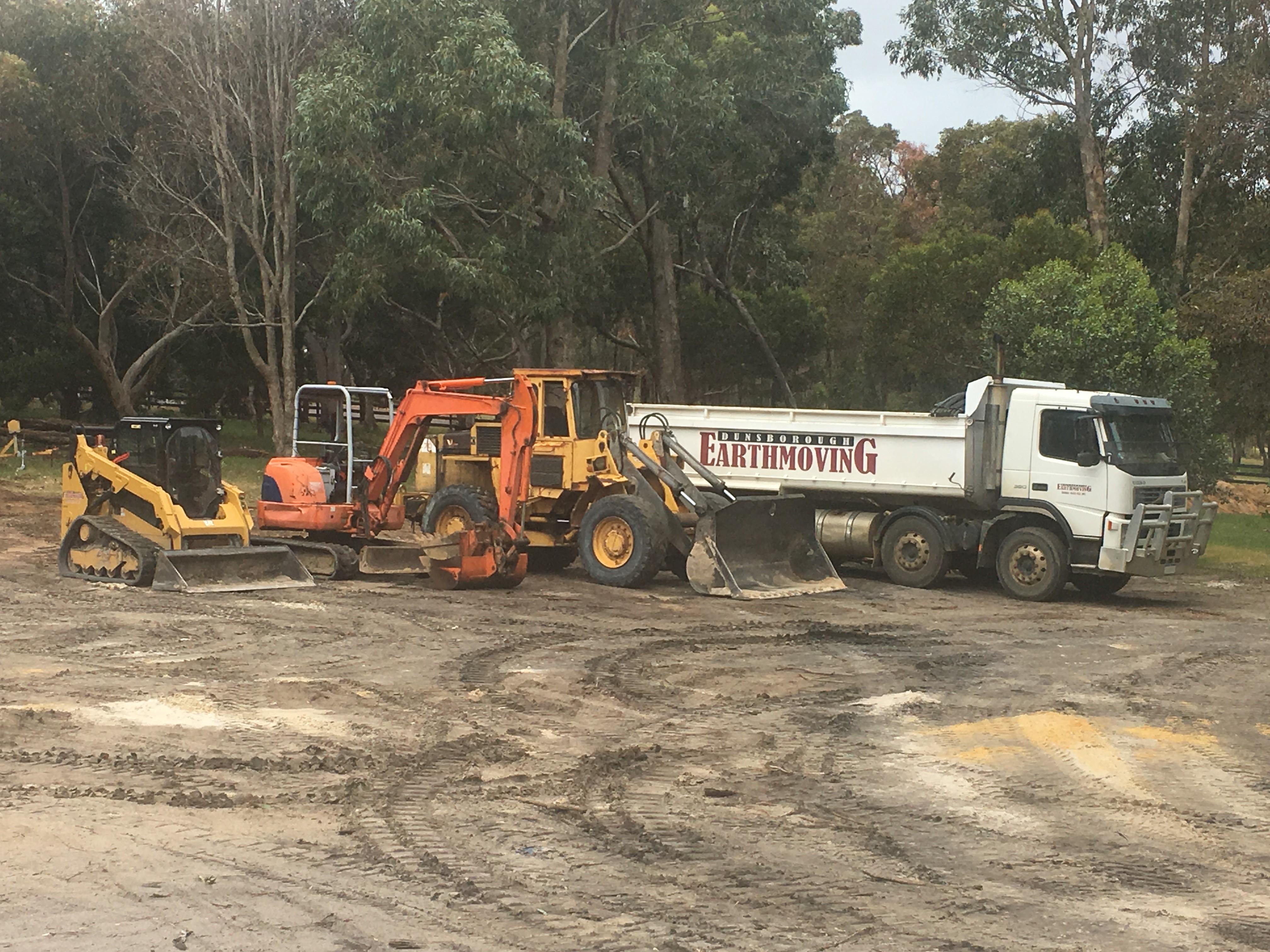 Dunsborough Earthmoving & Cartage - Excavation & Earthmoving