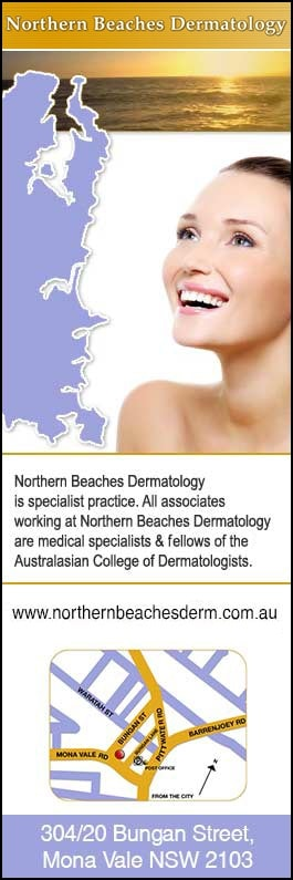 Business contact details for Sydney Psoriasis Centres including phone number, reviews & map location - True Local 2