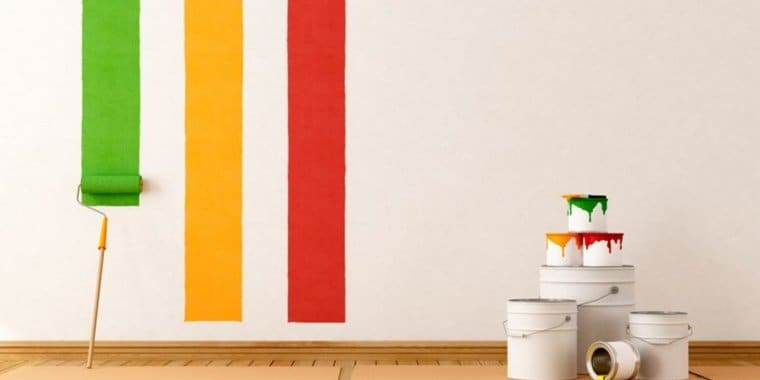 painting decorating. Feature Walls White Rose Painting  Decorating Service Painters Decorators