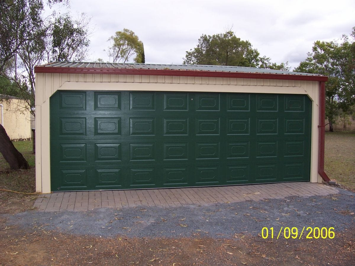 Secure Garage Doors Garage Doors Amp Fittings Jimboomba