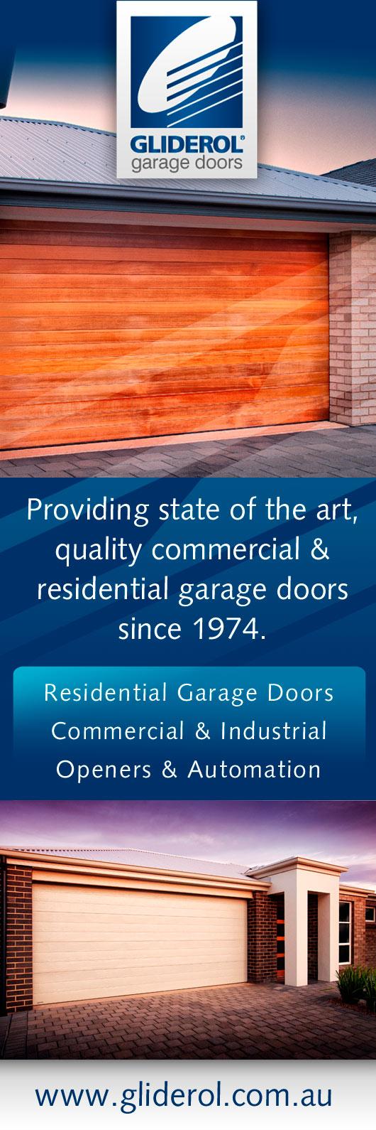 Gliderol Garage Doors - Promotion & Gliderol Garage Doors - Garage Doors \u0026 Fittings - NOWRA