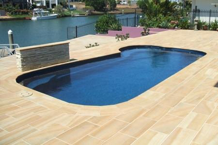 Darwin Fibreglass Pools & Spas - Swimming Pool Designs ...