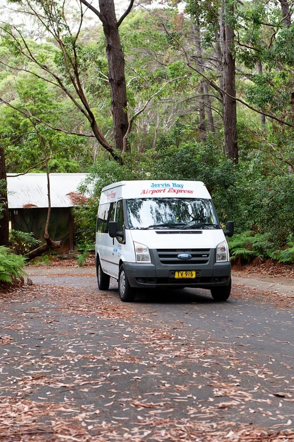 Jervis Bay Airport Express Airport Bus Amp Shuttles 11 Paradise Rd Sanctuary Point