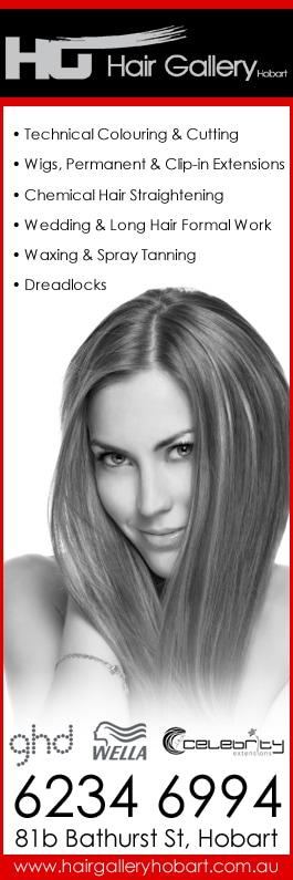 Hair gallery hobart hairdressers 81b bathurst st hobart hair gallery hobart promotion pmusecretfo Images