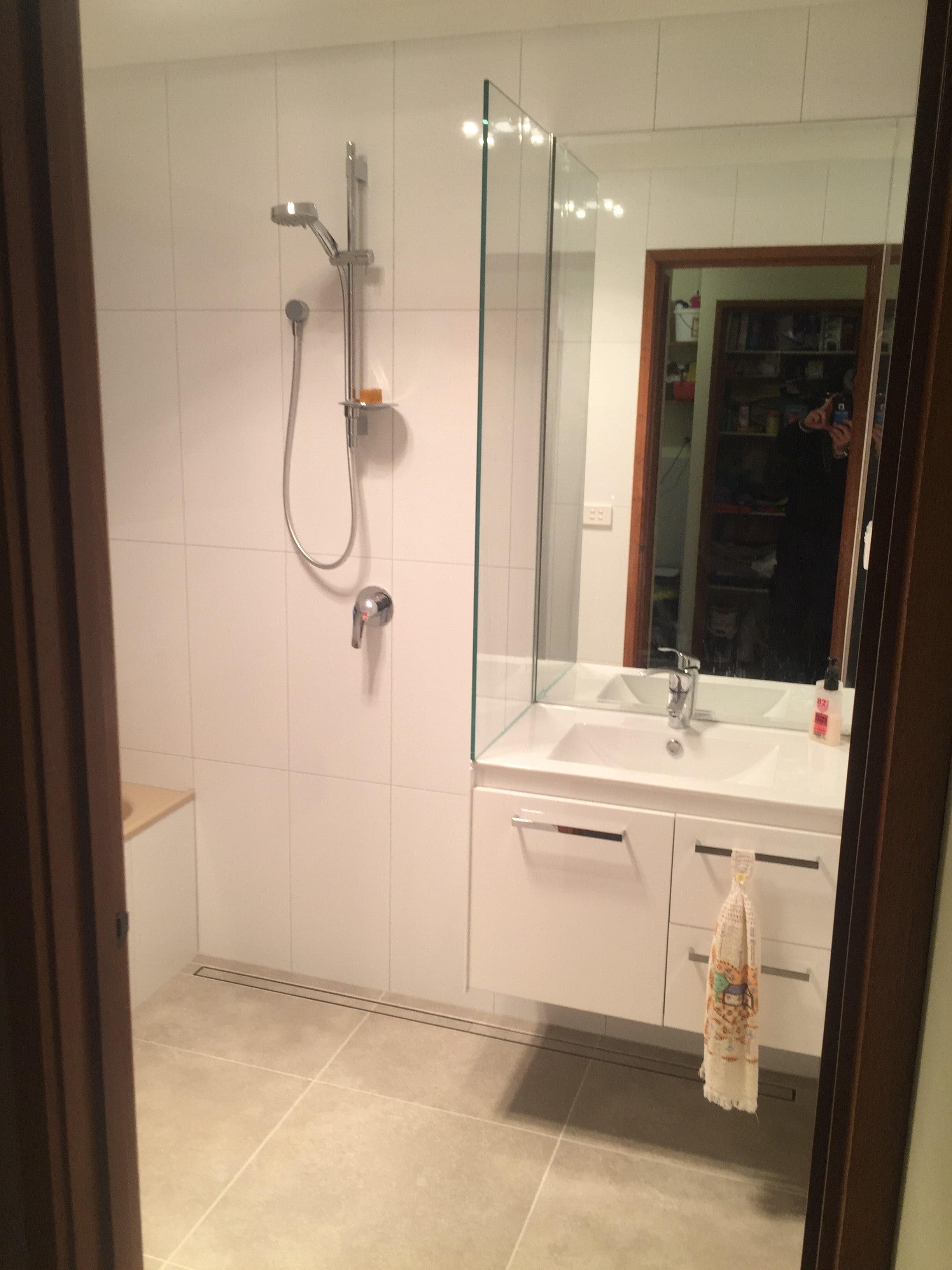 Bathroom Fixtures Geelong omni tiling - waterproofing contractors - grovedale