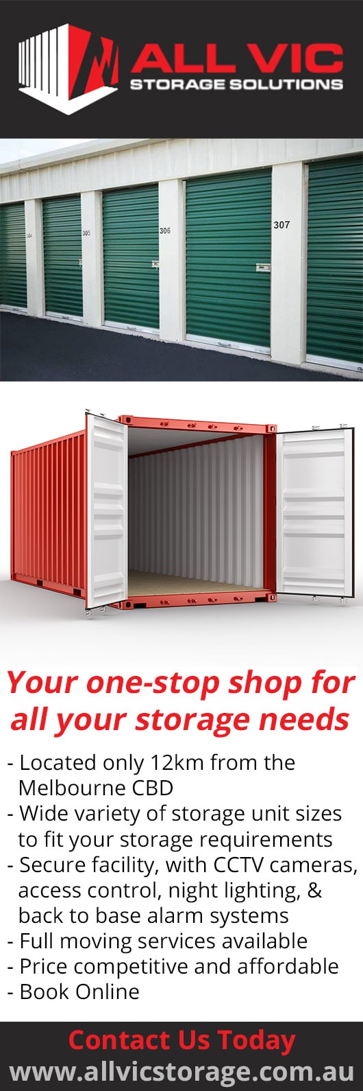 All Vic Storage Solutions - Storage Solutions - 525