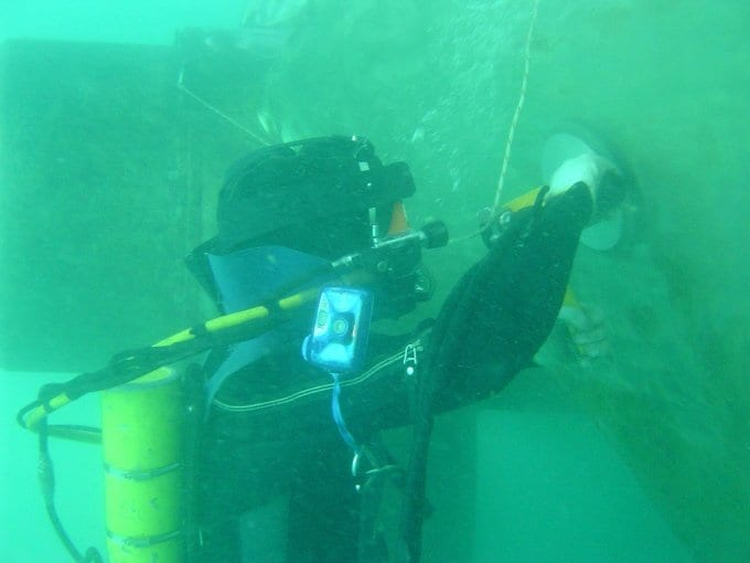 Commercial Diving Companies In Australia : Franmarine underwater services pty ltd commercial diving