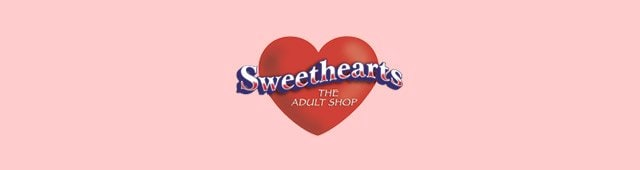 Visit website for Sweethearts The Adult Shop in a new window