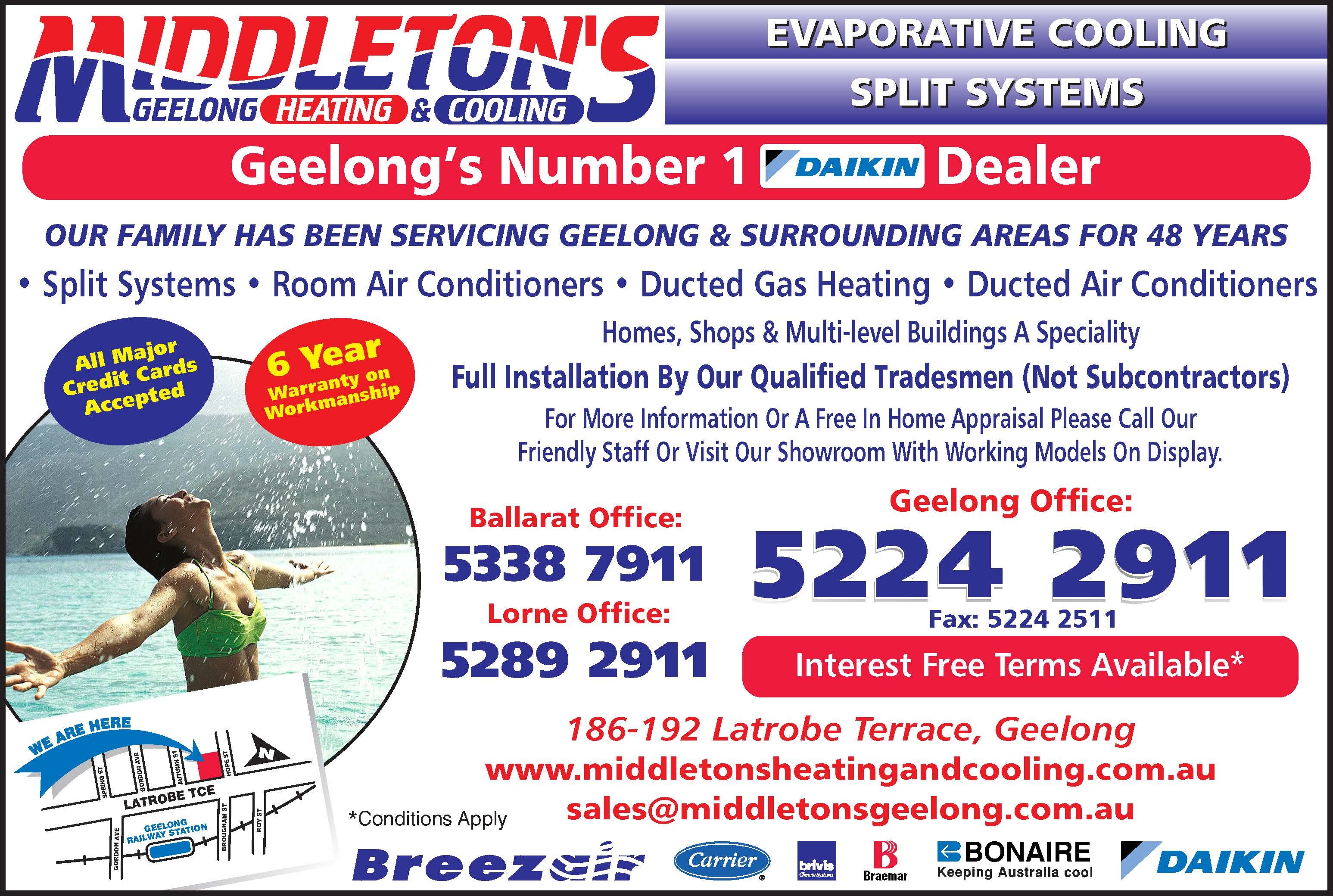 Middletons geelong heating cooling home air conditioning air conditioning ad reheart Image collections