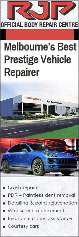 RJP Body Repair Centre Panel Beater Painters - Mercedes benz body repair centre