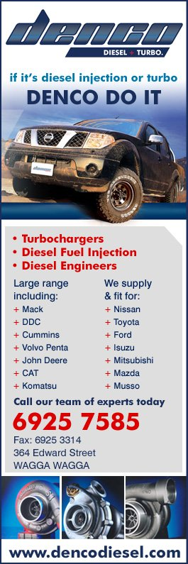 Denco Diesel and Turbo - Turbochargers - 364 Edward St