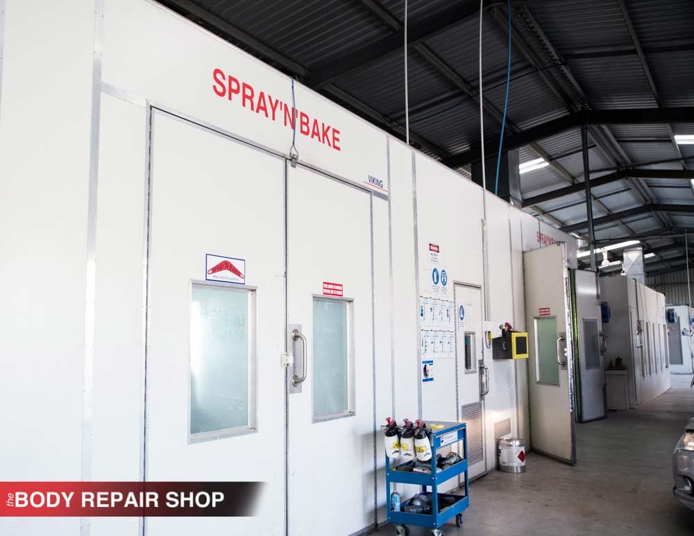 The Body Repair Shop on 84 Stanbel Rd,, Salisbury Plain, SA 5109
