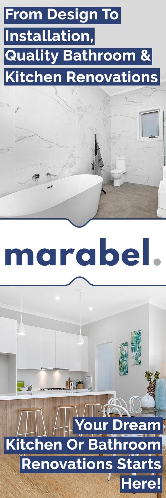 Marabel Bathrooms & Kitchens - Bathroom Renovations & Designs ...