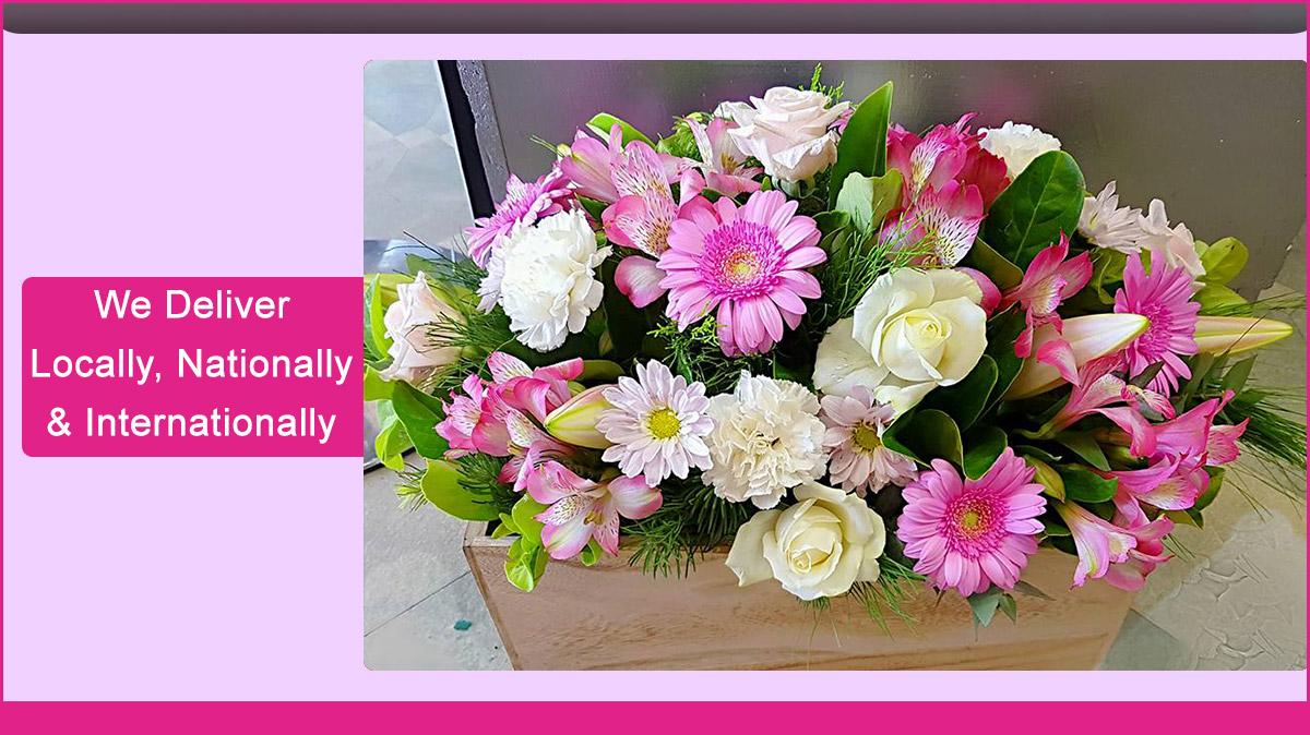 Linard floral bridal centre florists 138a haly st kingaroy izmirmasajfo