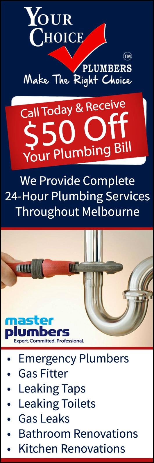 Bathroom Renovations Nunawading your choice plumbers - plumbers & gas fitters - nunawading