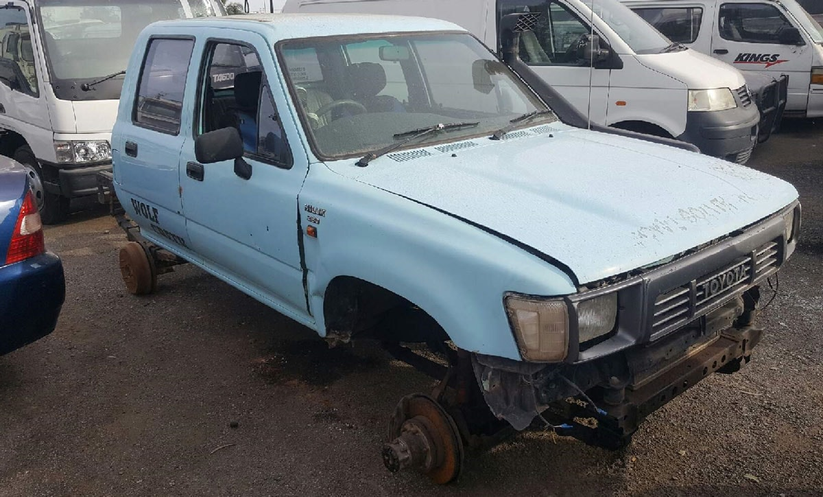 Cash For Cars and Trucks - Auto Wreckers & Recyclers - SALISBURY