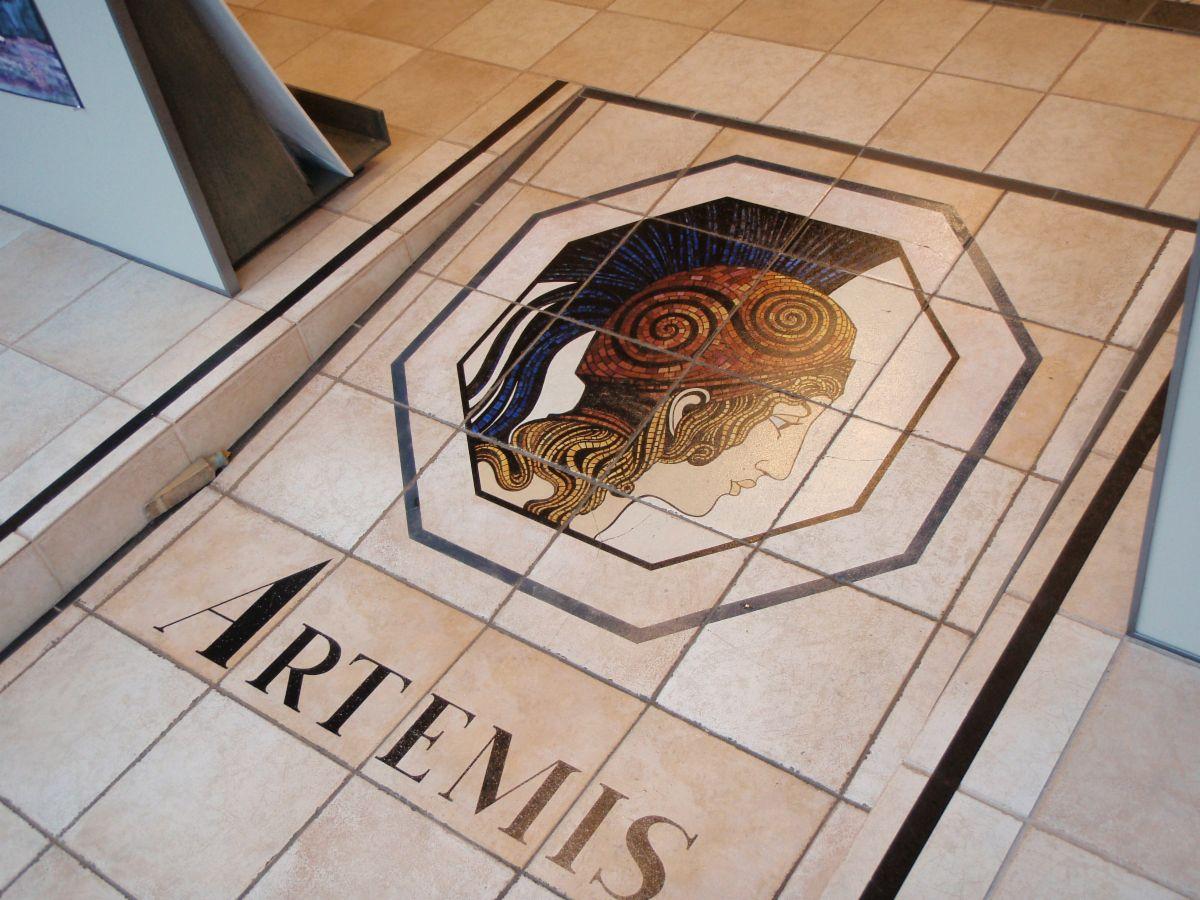 Artemis framing art gallery photo frames picture framing gallery floor tiles displaying artemis greek goddess of hunting jeuxipadfo Gallery