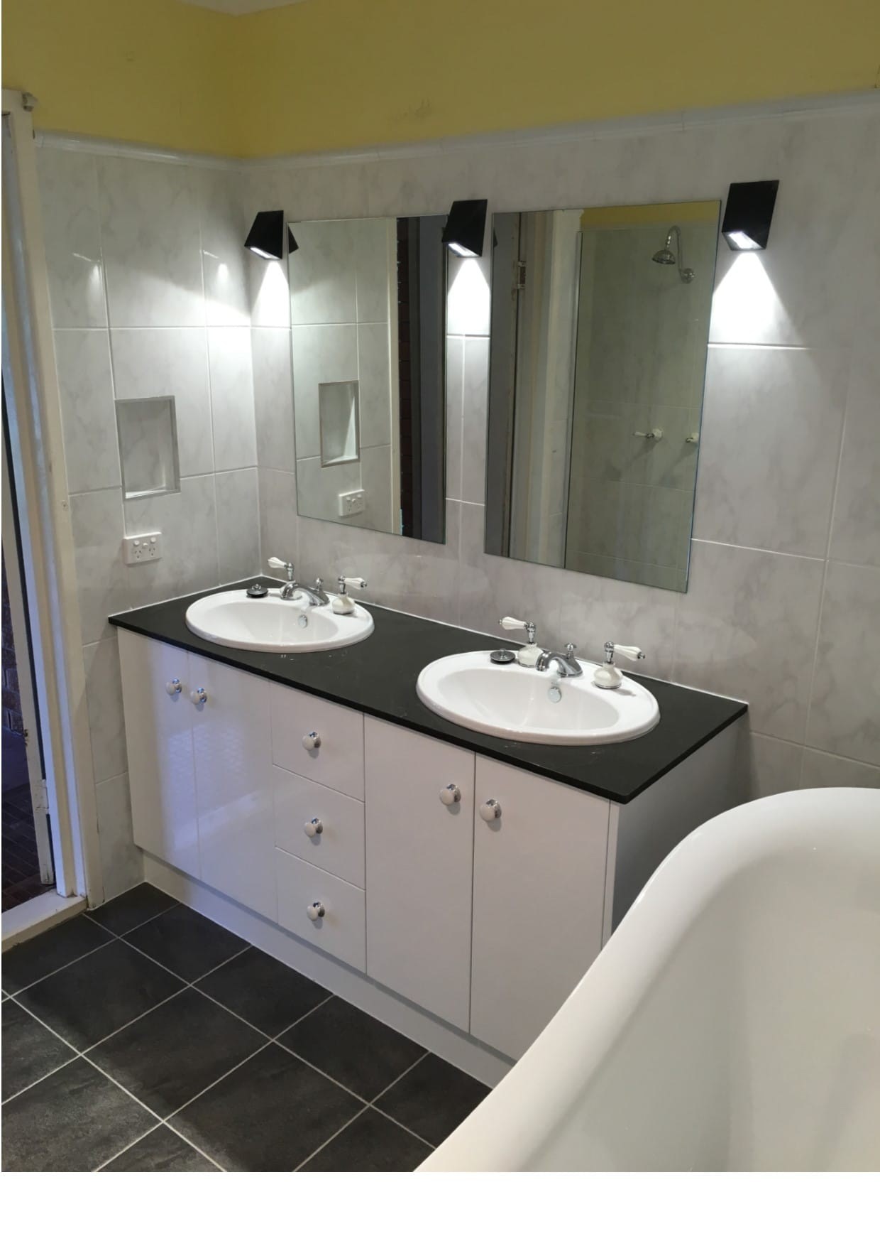 Toowoomba bathroom renovations bathroom renovations for Bathroom ideas qld
