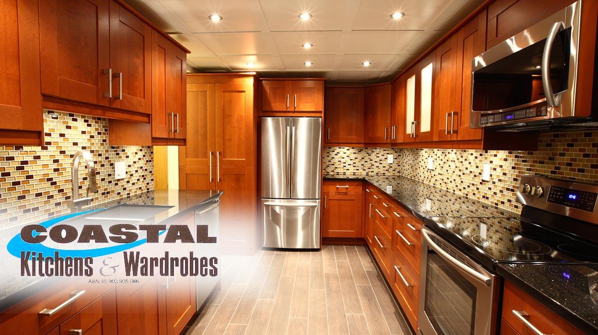 coastal kitchens wardrobes kitchen renovations designs 10 - Interior Designs For Kitchens