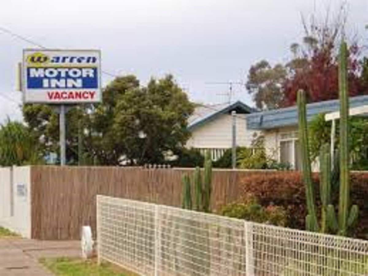 Motels In Warren Nsw