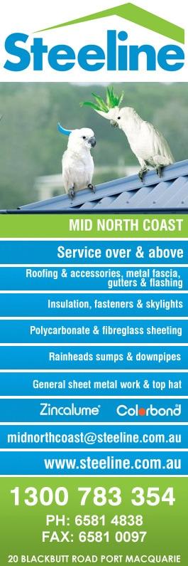 Steeline Mid North Coast Roofing Materials 20