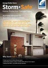 Storm Safe Garage Roller Doors & Gliderol Garage Doors - Garage Doors \u0026 Fittings - PAKENHAM
