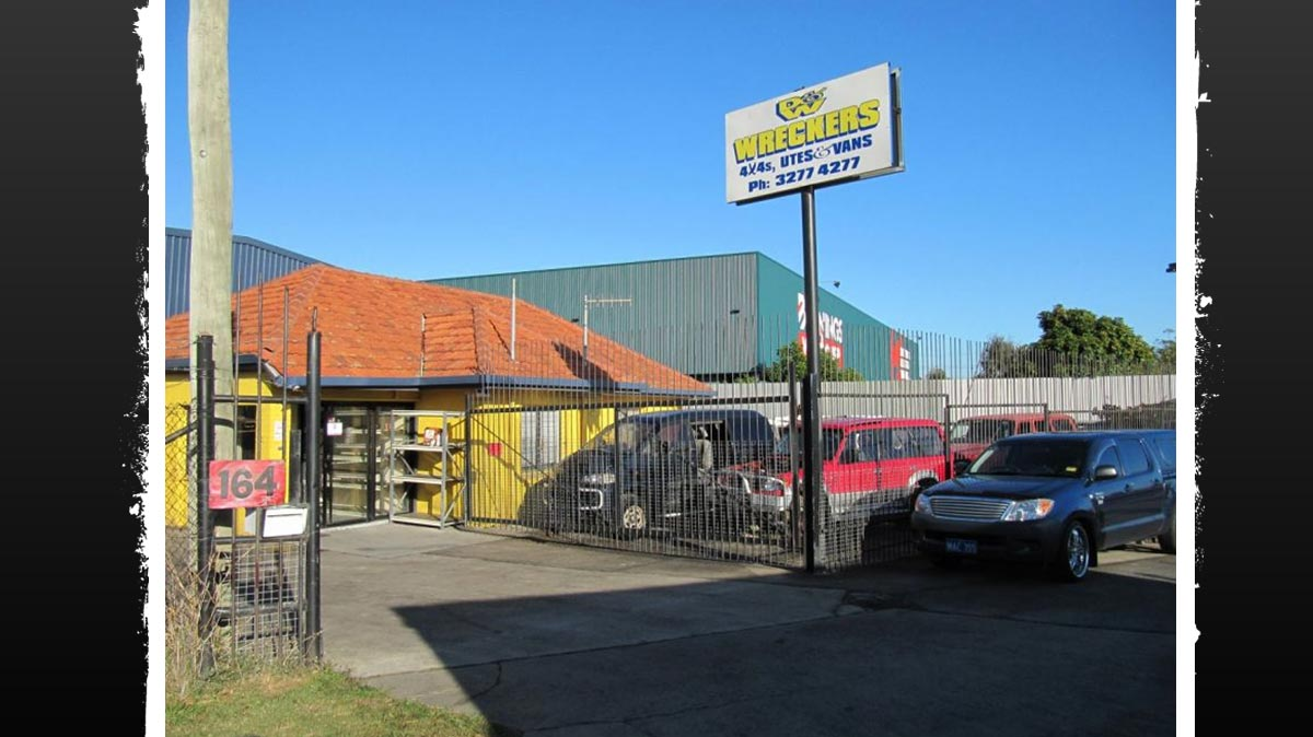 D & W Wreckers - Auto Wreckers & Recyclers - 164 Marshall Rd - Rocklea