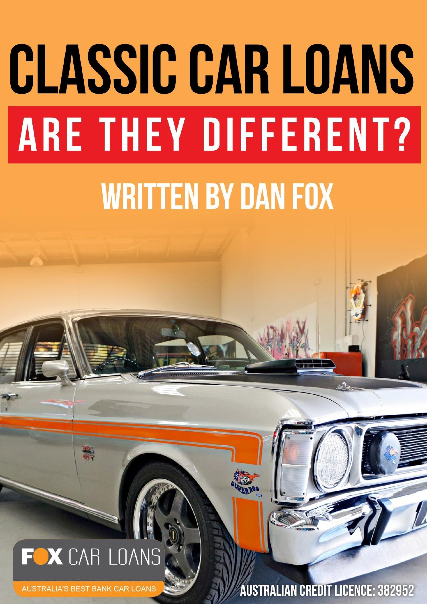 Fox Car Loans - Car Loans & Motor Vehicle Finance - REDCLIFFE