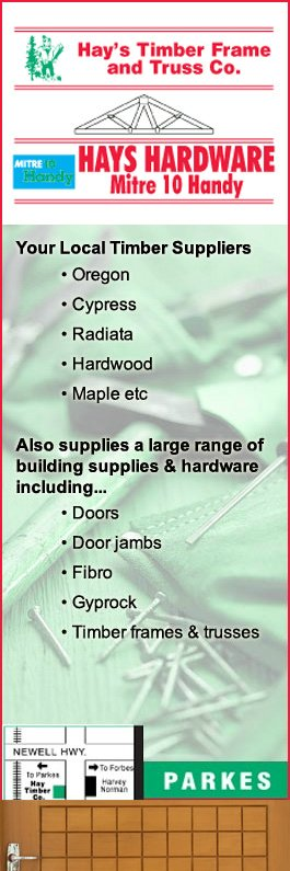 Hay Timber Frame & Truss Co - Hardware Store - 12-14