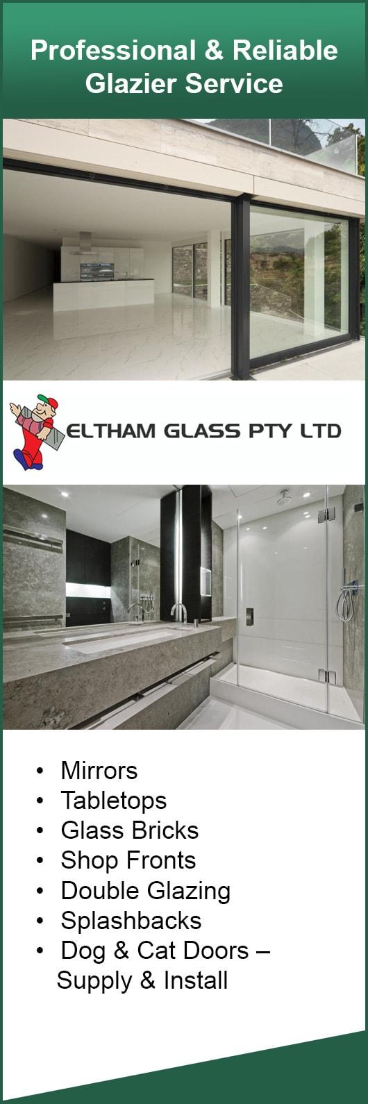 Eltham Glass Pty Ltd - Glazier & Glass Replacement Services - 49 ...