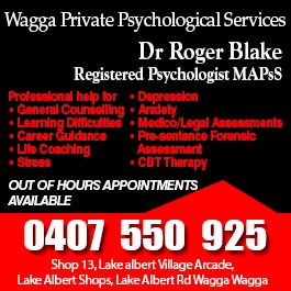 Wagga Private Psychological Services - Psychologist - Shop